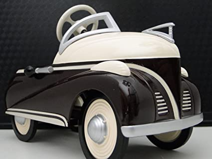 Amazon Com Collector Pedal Car Vintage 1940 Ford Lincoln Mercury