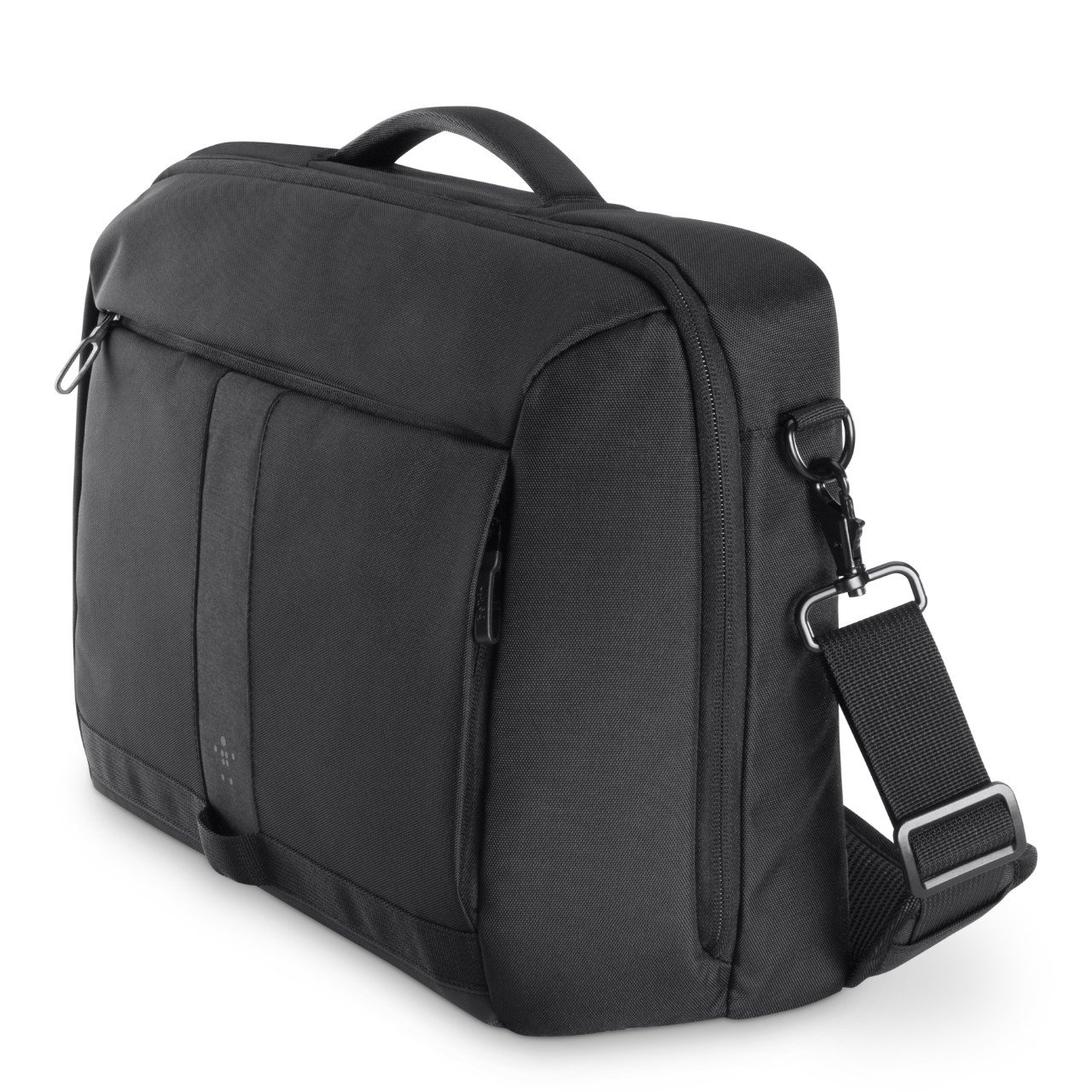 "Belkin Classic Pro Messenger Bag Laptops up to 15.6"" Belkin Components F8N901btBLK"