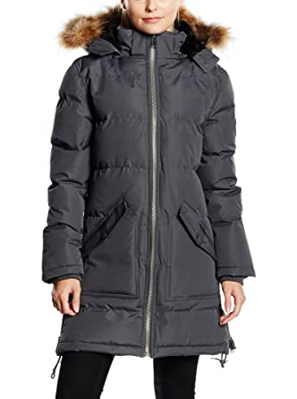Geographical Norway Abrigo Canelle Antracita S (FR 36/38)