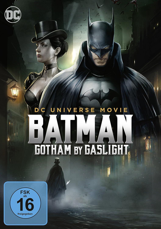 Batman: Gotham by Gaslight [Alemania] [DVD]: Amazon.es: Sam ...