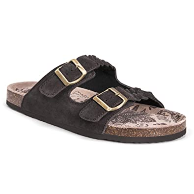 MUK LUKS Juliette Women's ... Slide Sandals oCxn43