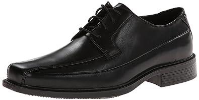 Rockport Men's Felson Oxford-Black-8.5 W