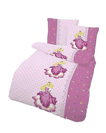 Prinzessinnen Bettwäsche 135x200 Markenbettäsche Von Ido Für Ein