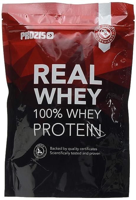 Prozis 100% Real Whey Protein 400 g: Suplemento puro en polvo. Disfruta del