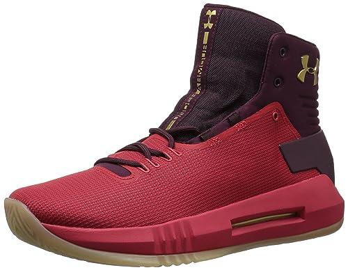 Under Armour UA Drive 4, Zapatos de Baloncesto para Hombre: Amazon.es: Zapatos y complementos