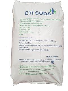 Bicarbonato de Sodio 25kg, Insumo Ecológico de Origen Natural, Calidad Premium. Producto CE