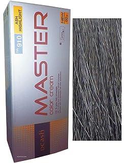 teinture coloration cheveux permanente goth emo elfe cosplay fonce gris cendre ha910 - Coloration Qui N Abime Pas Les Cheveux