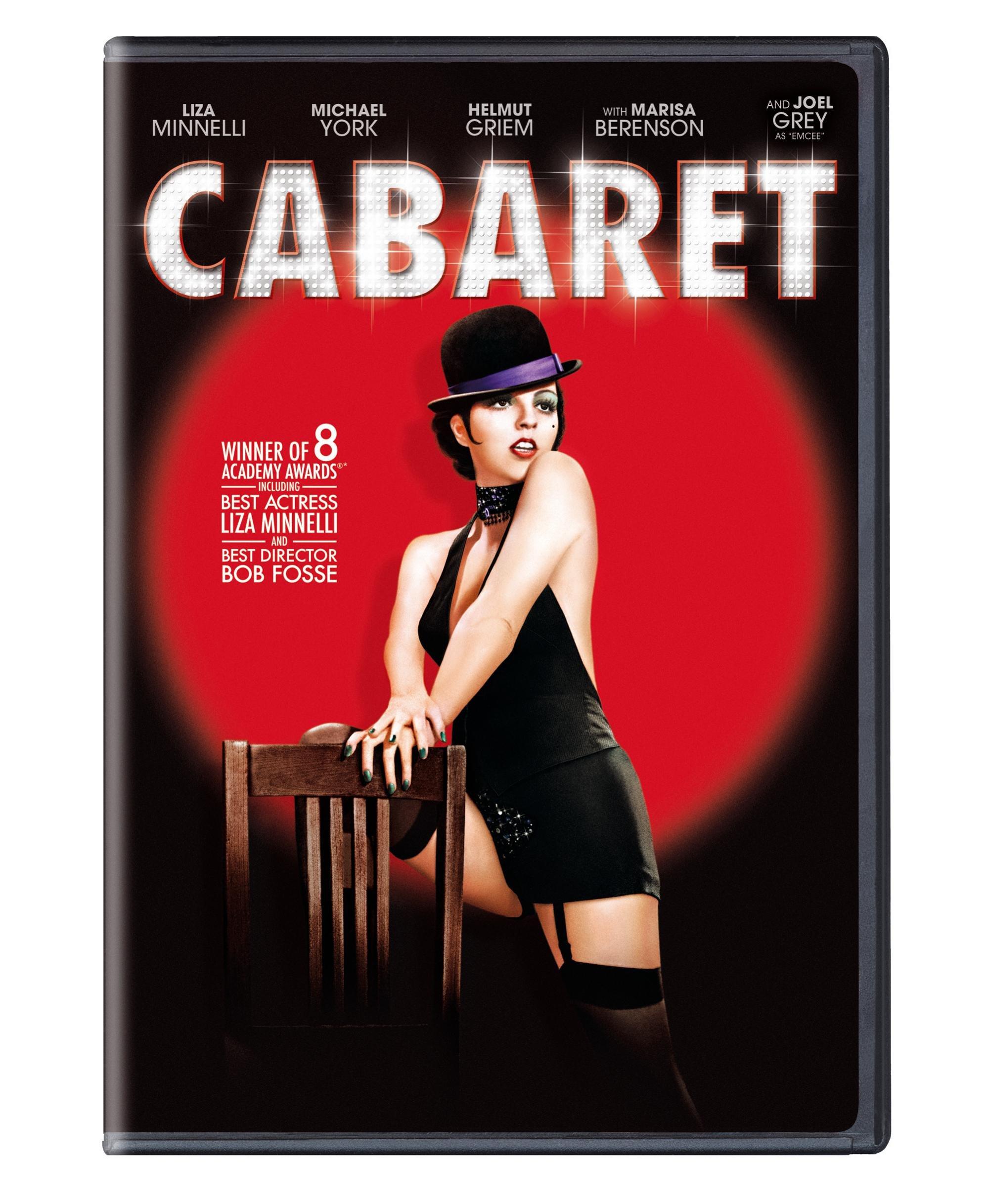 DVD : Cabaret (Special Edition, Anniversary Edition, Eco Amaray Case)
