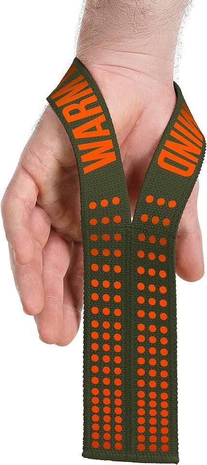 Poids De Levage Bracelets Simple-Sangle en Coton New Noir Fitness Wrap Gym Strp
