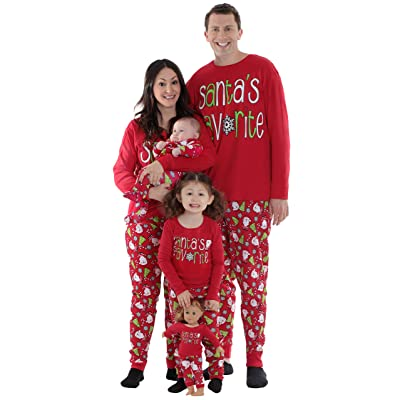 #followme Matching Family Christmas Pajamas Set Holiday Outfits for Couples at Amazon Men's Clothing store
