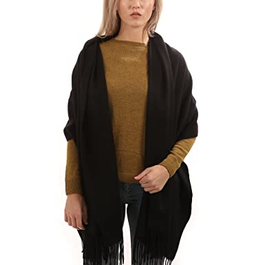 9d89485670cde Cashmere Wool Scarf - Extra Large 28
