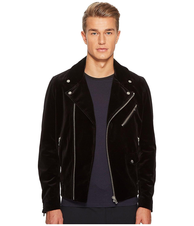[ザクープルス] メンズ コート Zip-Up Velvet Jacket [並行輸入品] B07DVF6C55  XL