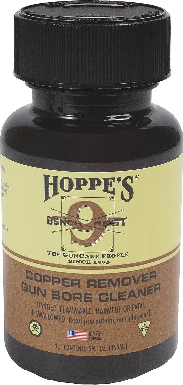 5 botellas onza Bench Rest 9 Copper Hoppe solvente