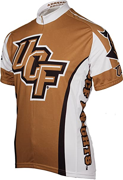 b50cadc02 Amazon.com   NCAA Central Florida Golden Knights Cycling Jersey ...