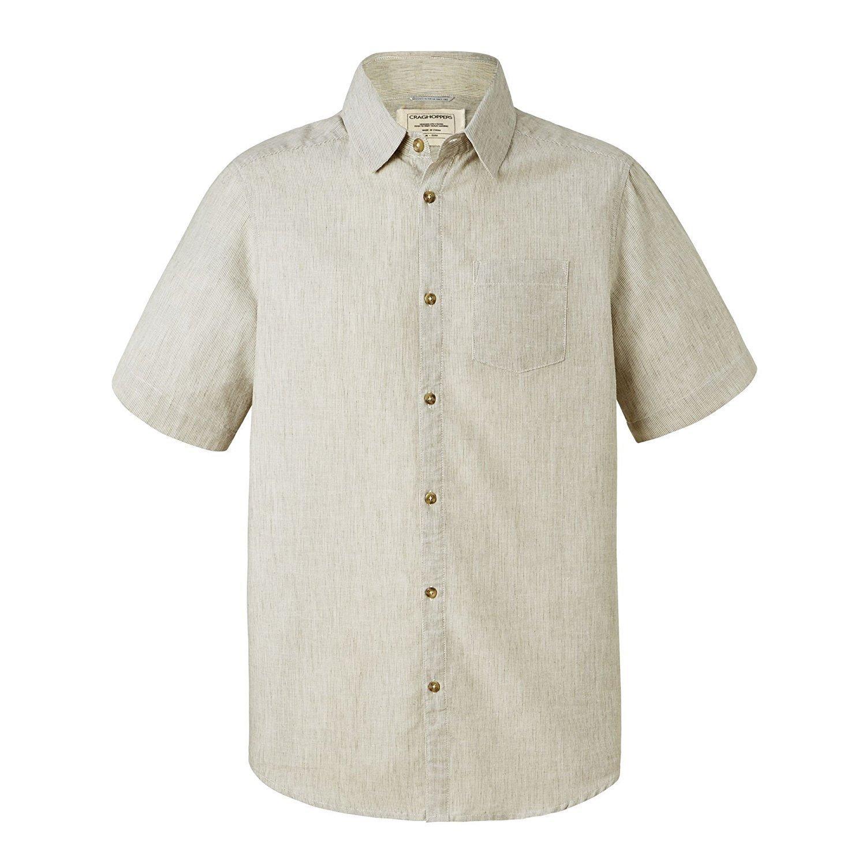Craghoppers Herren Evans Kurzarm Hemd