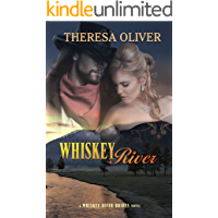 Whiskey River: Sweet Historical Romance (Whiskey River Brides Book 1)