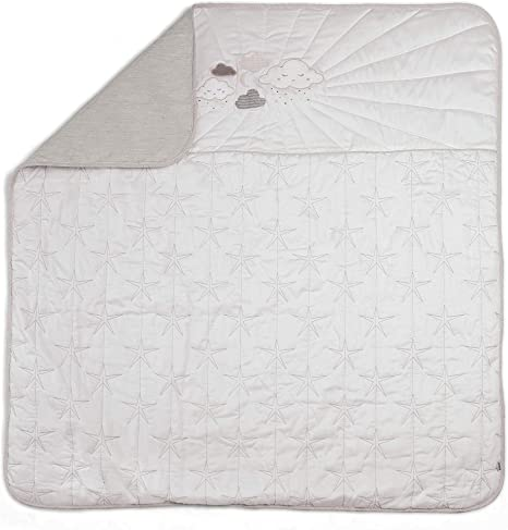 Cot /& Cotbed Welcome to the World Nursery Bedding Nursery Accessories Mamas /& Papas Quilt