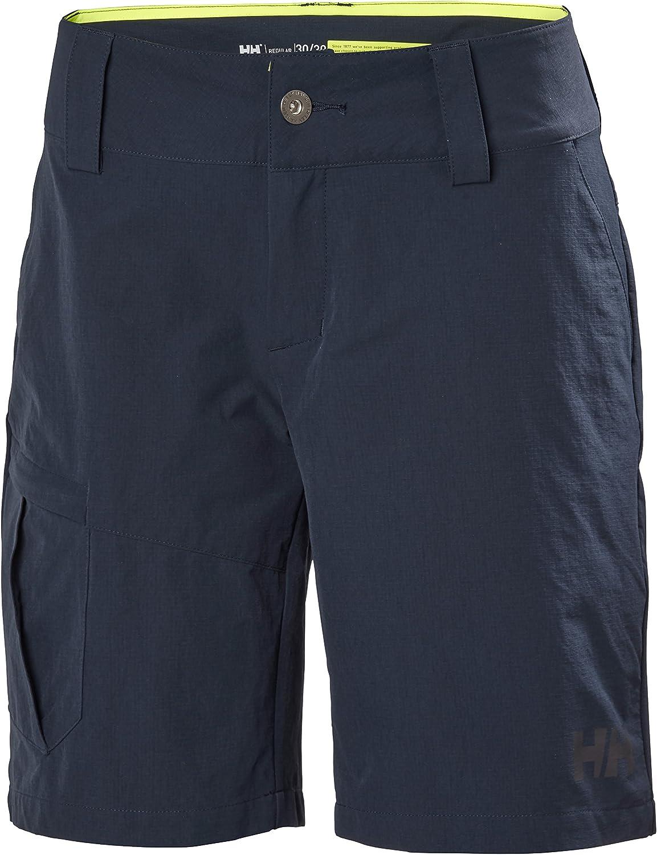 Size 36 597 Navy Helly-Hansen Womens Qd Cargo Shorts