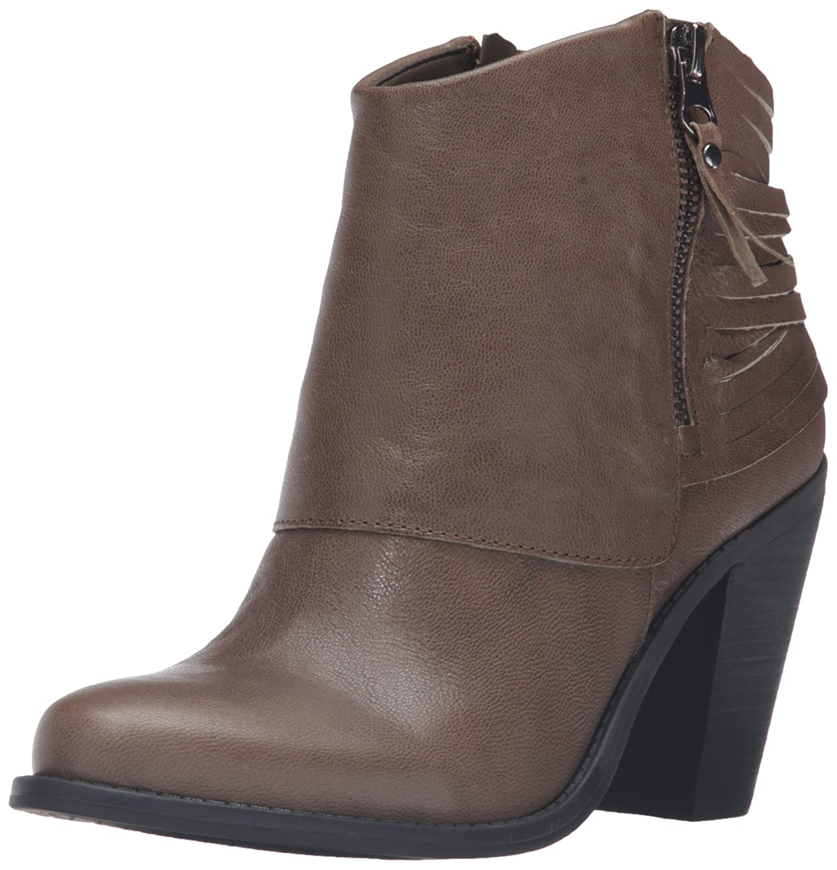 Jessica Simpson Women's Cerrina Ankle Bootie B01GPYGLZW 8.5 B(M) US|Storm Taupe