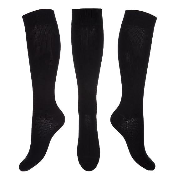 Kensington Damen Socken schwarz schwarz L: : Bekleidung