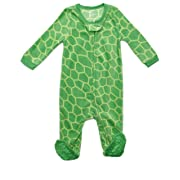 Fleece Footed Sleeper Turtle Design 6-12 Months