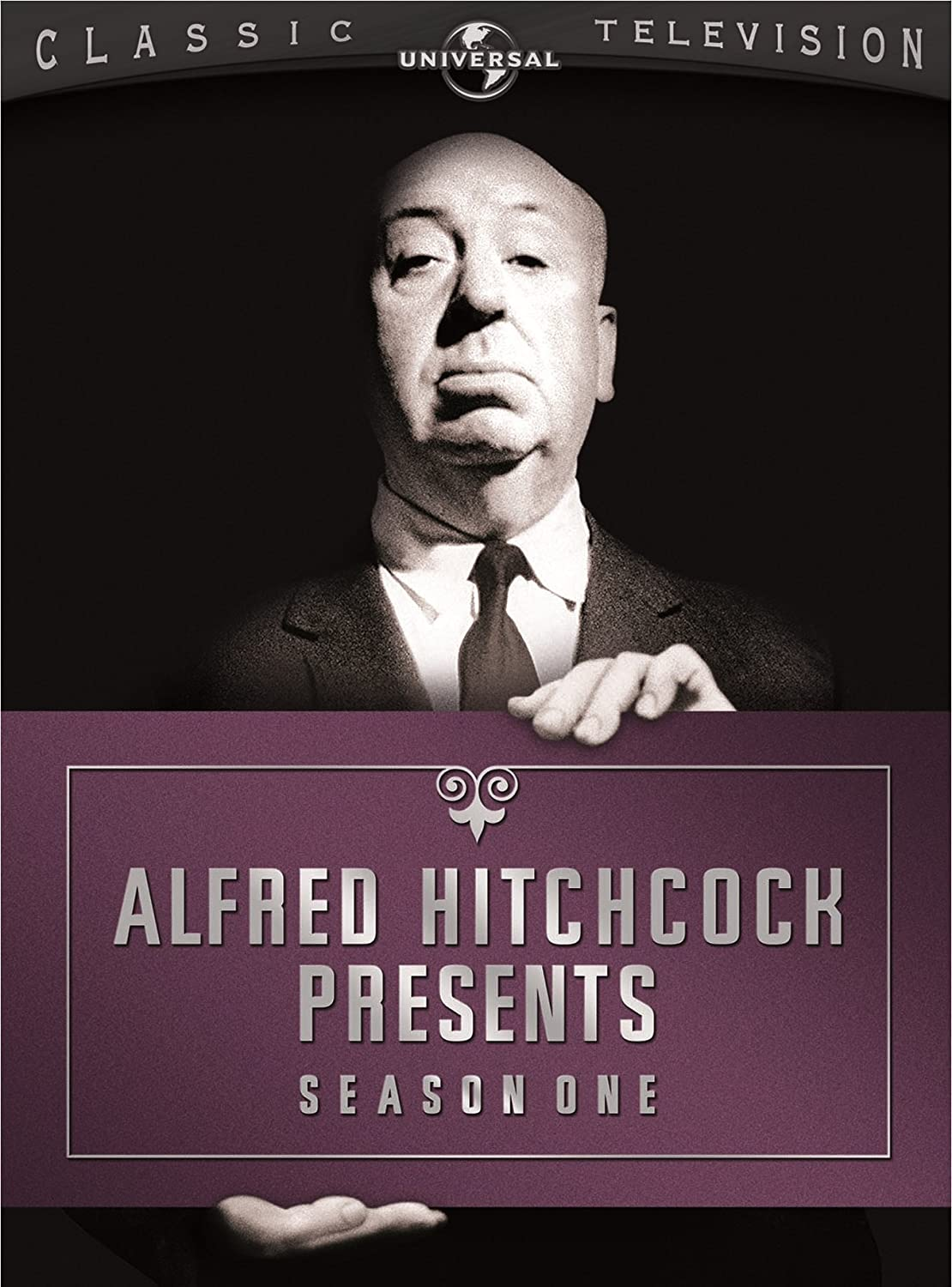 Amazon com alfred hitchcock presents season one alfred hitchcock movies tv