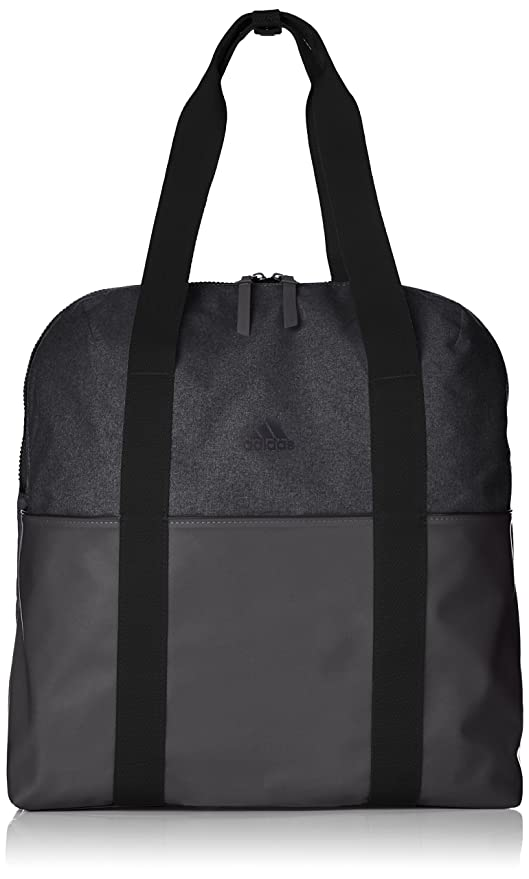 77309db12 Adidas Women ID Tote Bag - Black/Black/Carbon, 17 x 38 x 44 cm ...