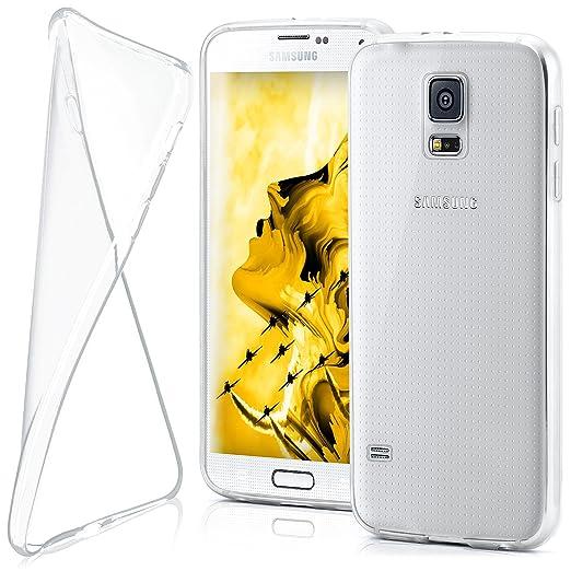 64 opinioni per OneFlow PREMIUM – AERO-CASE in silicone trasparente (ultra slim) – per Samsung