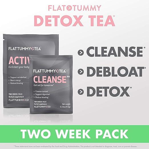 flat tummy tea funkar