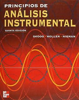 Principios de Analisis Instrumental - 5 Edicion (Spanish Edition)