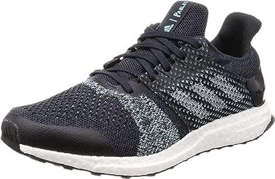 adidas Ultraboost St M, Zapatillas de Running para Hombre, Azul (Legend Ink F17/Clear Mint F18/Hi-Res Aqua F18), 48 2/3 EU: Amazon.es: Zapatos y complementos