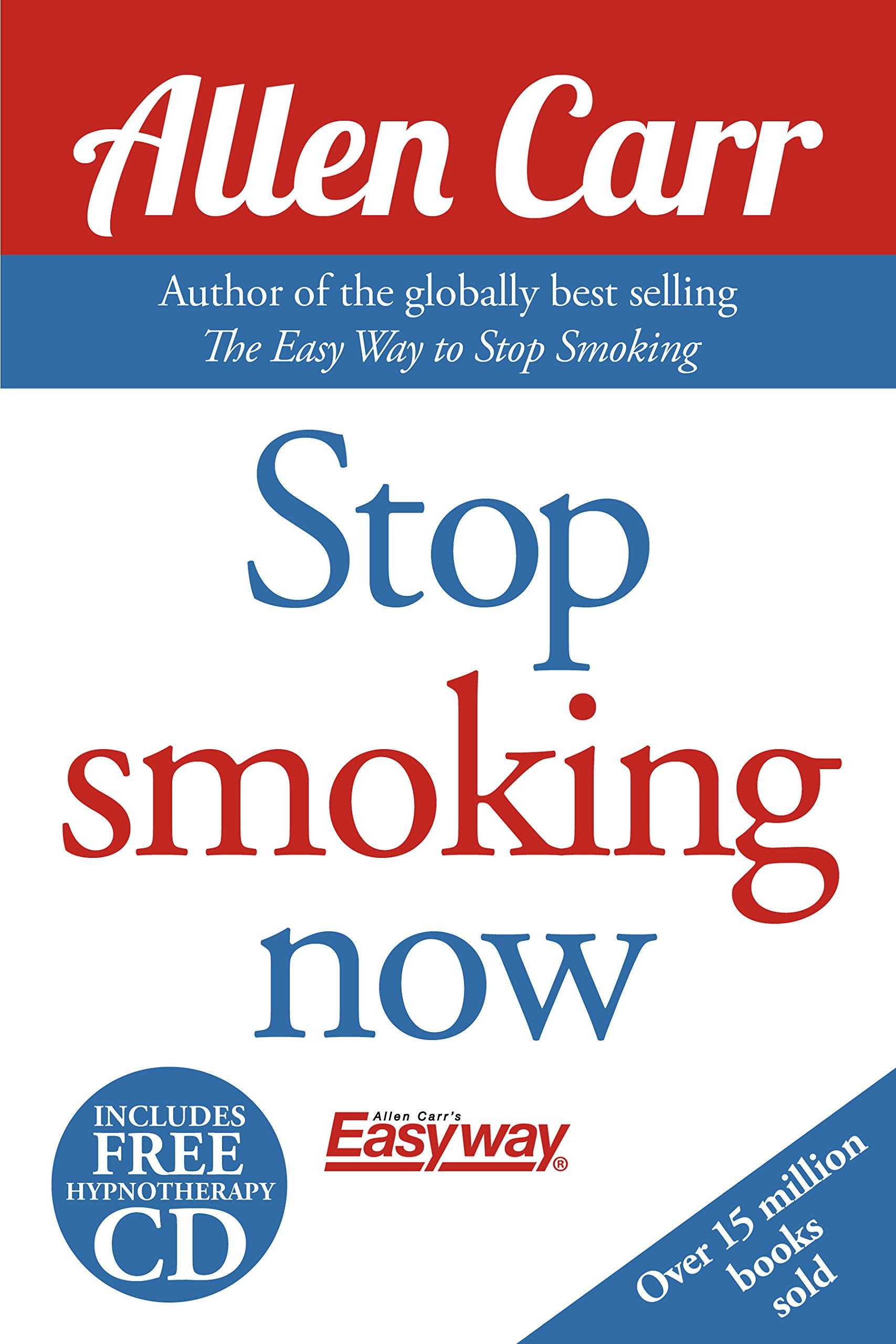 Stop Smoking Now Allen Carr product image