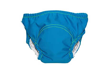 Pañal de natación para el mar y la piscina WATER BLUE - Talla S