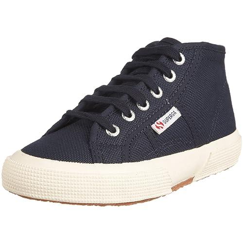 Superga 2754-Jcot Classic, Zapatillas Altas Unisex niños: Amazon.es: Zapatos y complementos