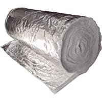 Aislamiento Termico Aluminio Reflexivo multicapa de fibras