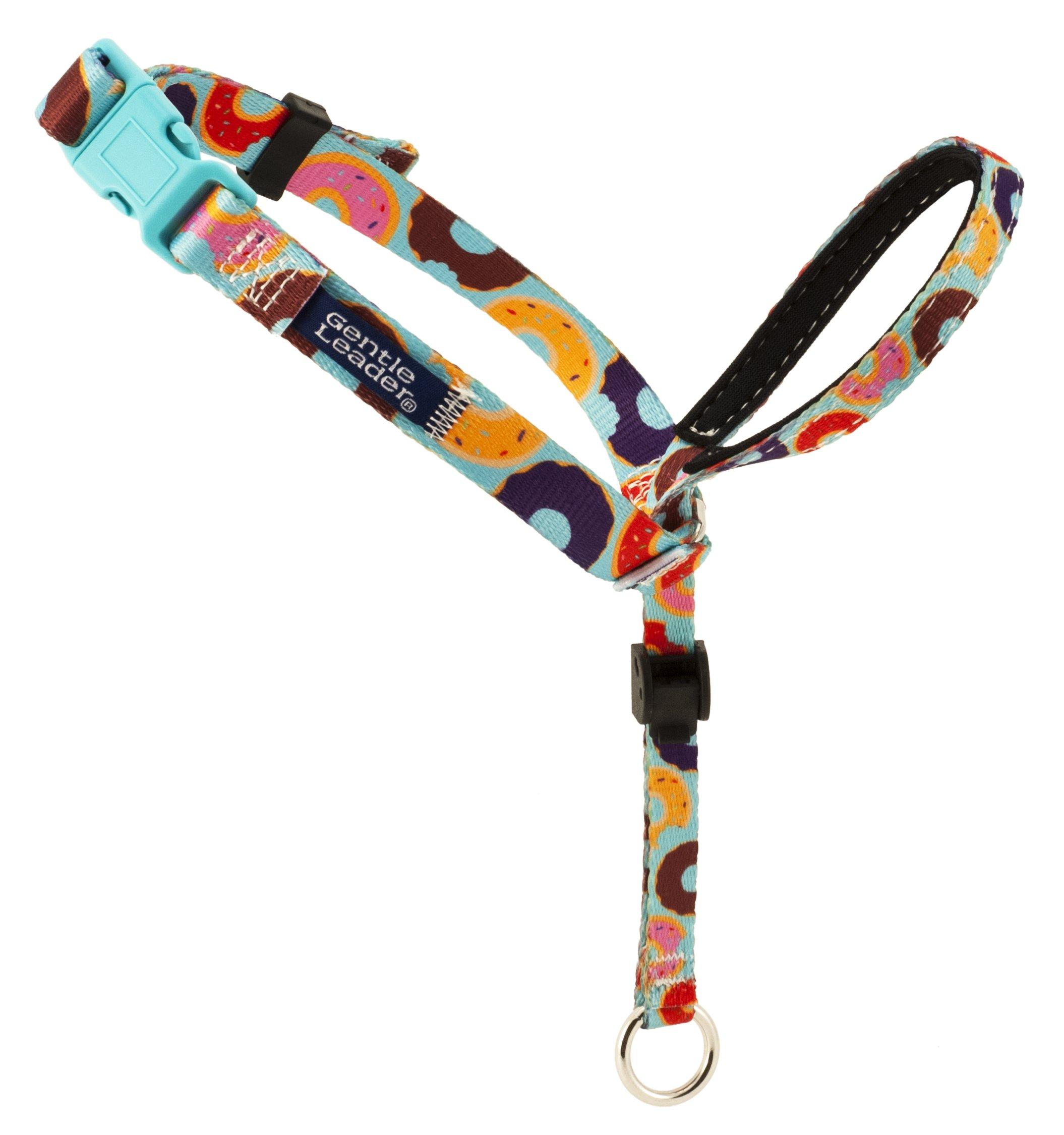 PetSafe Gentle Leader Chic Head Collar, Medium, Donuts - GL-HC-C-M-DNT by PetSafe