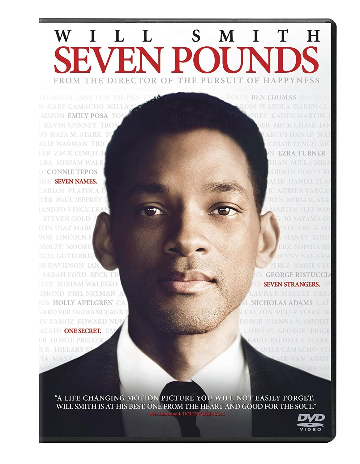 Amazon.com: Will Smith - Seven Pounds: Will Smith, Rosario Dawson ...