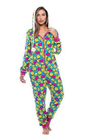 f83695a535cd Amazon.com  Just Love Adult Onesie Pajamas  Clothing