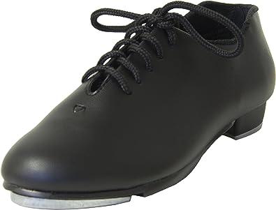 Danshuz Womens Black Value Jazz Shoe