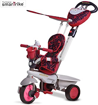 Tricycle smart trike