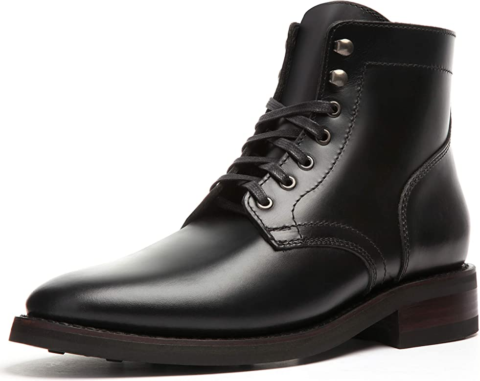 6985a195c4a President Men's Lace-up Boot