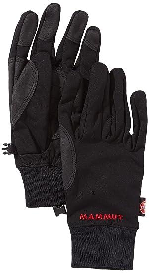Skisport & Snowboarding Mammut astro Glove Black Handschuhe