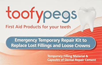 Toofypegs crown and filling replacement amazon health toofypegs crown and filling replacement solutioingenieria Images
