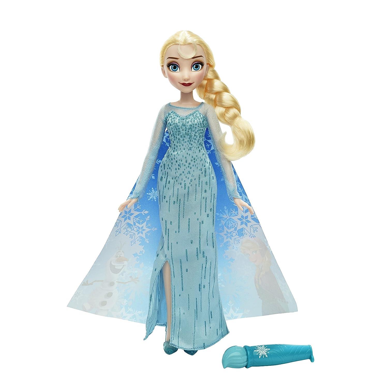 Disney Frozen B6700ES0 - Elsa Mantello Magico