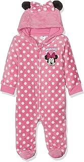 Disney Minnie Babyanzug Schwarz