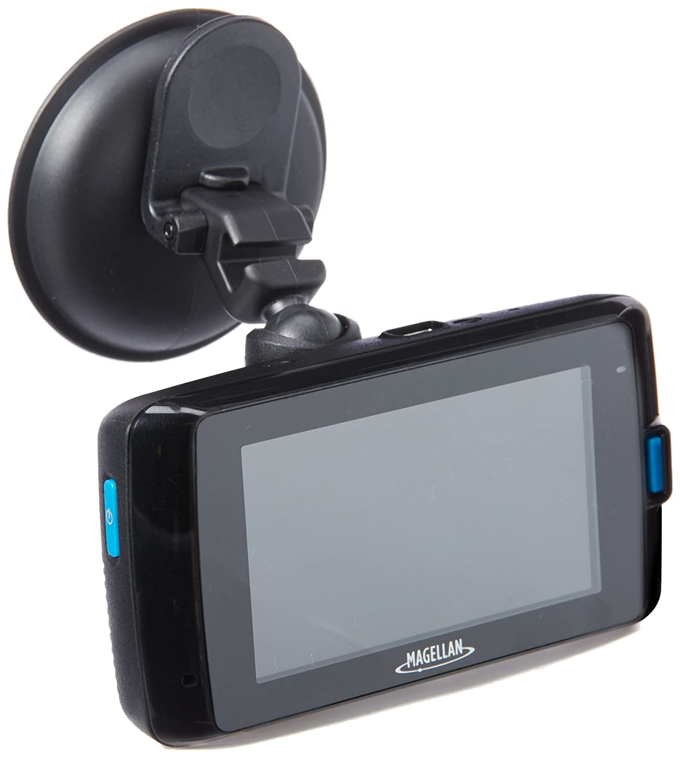 """Magellan 1080P Plus Super HD Dash Camera with Enhanced Low Light Performance, Included 8GB SD Card (Expandable up to 128GB) - 2.7"""" - Black - MiVue 420"""