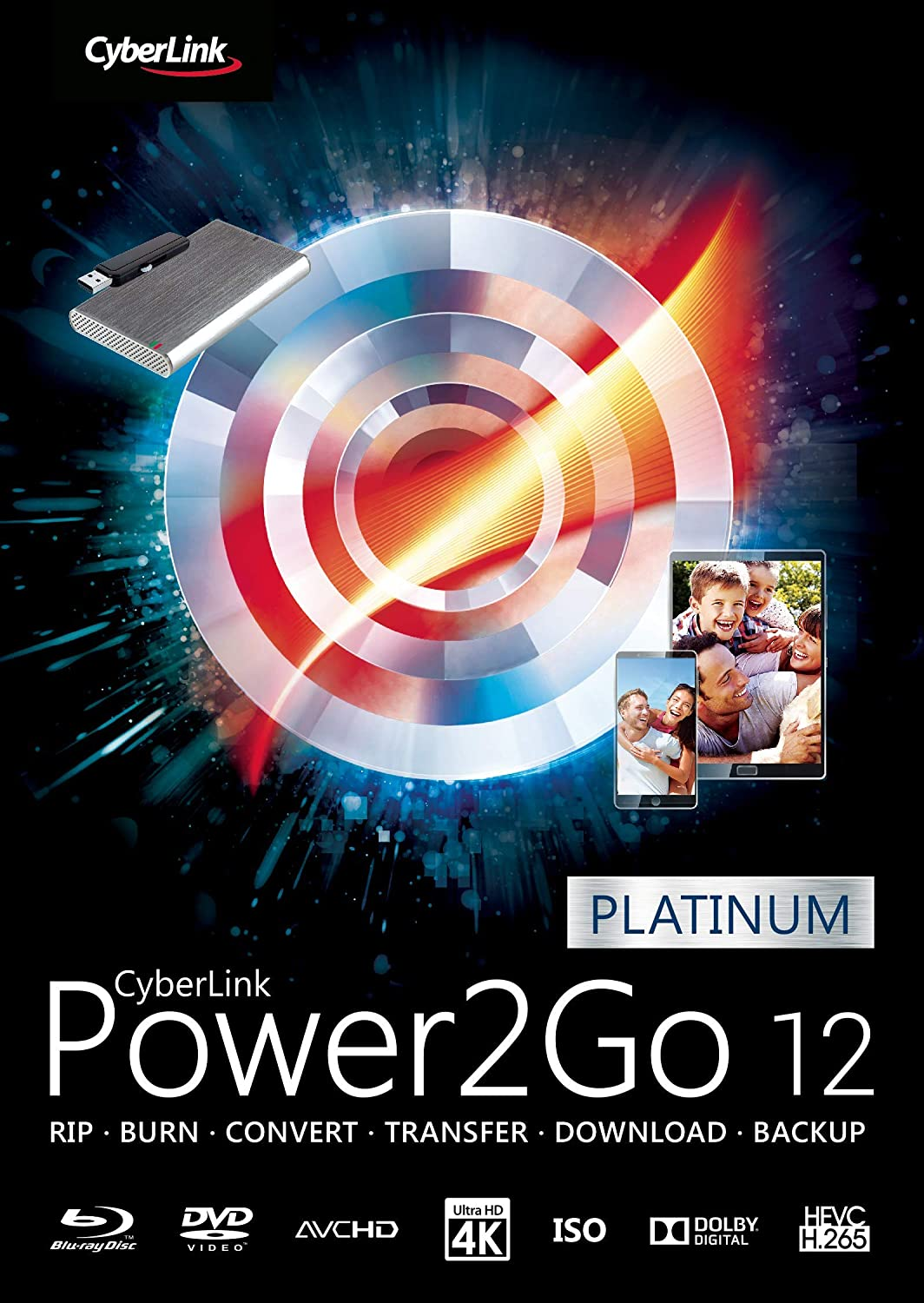 power2go cyberlink iso viewer download