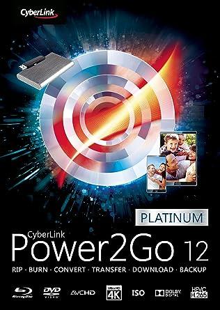 free power2go cd burner