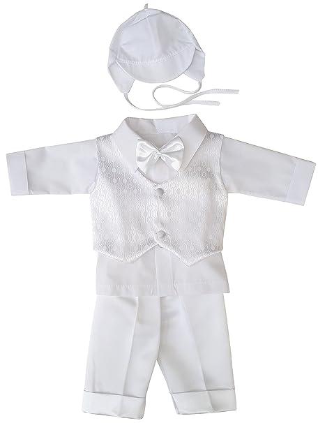 25c20380a Yes taufanzug Fijo Traje Baby Traje Traje Niño Juego de biberón: Amazon.es:  Ropa y accesorios