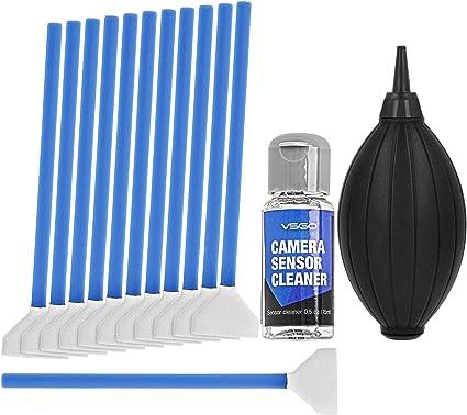 VSGO - Kit De Limpieza Para Sensor y La Cámara (Fotograma Completo ...